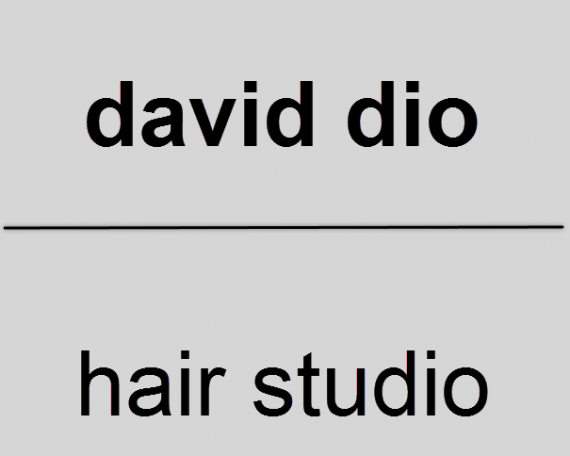 david dio hair studio salon smoothing treatments logo